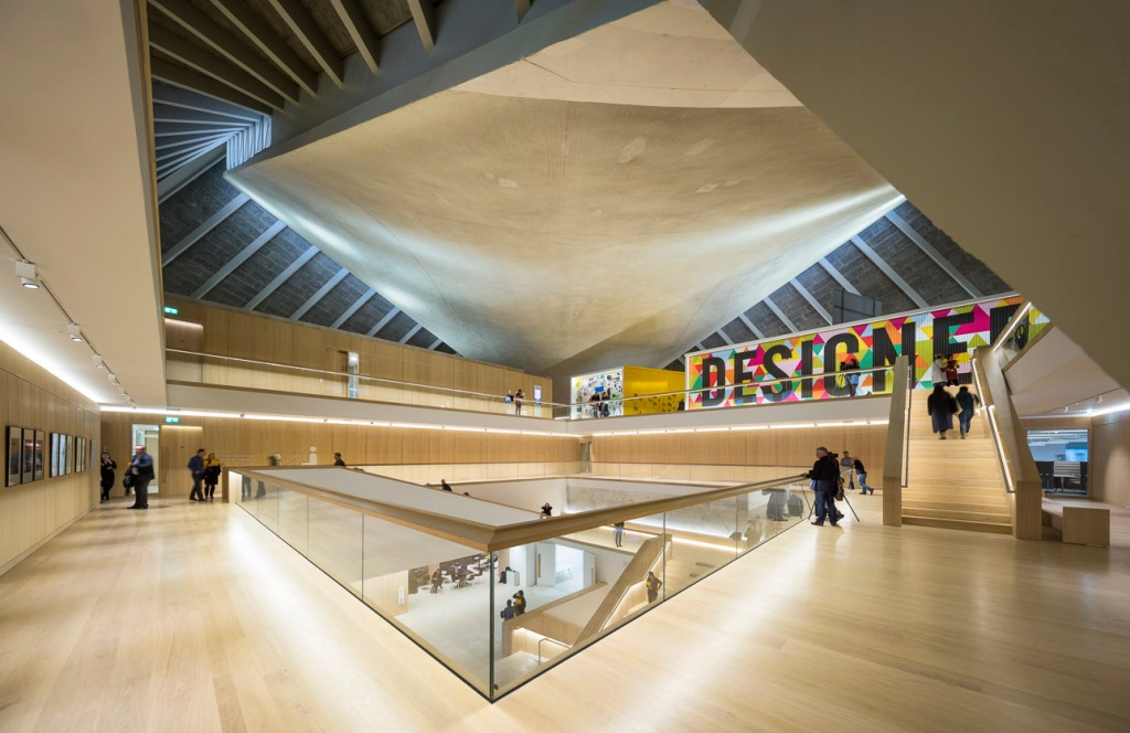DESIGN MUSEUM - JOHN PAWSON / OMA - london - 2016