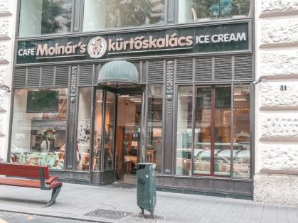 The oldest Kurtoscalacs store