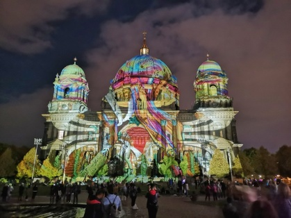berlin cathedral festival of lights